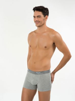 KOM - 2'li Erkek Boxer Tight (1)