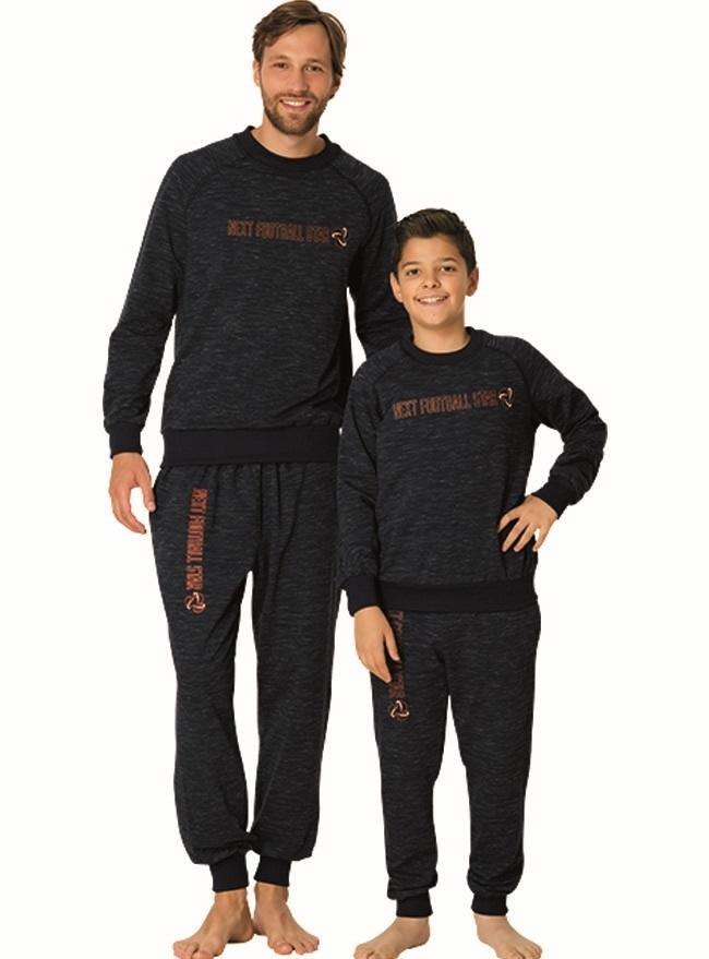 Baba Oğul Kombin Pijama Takımı