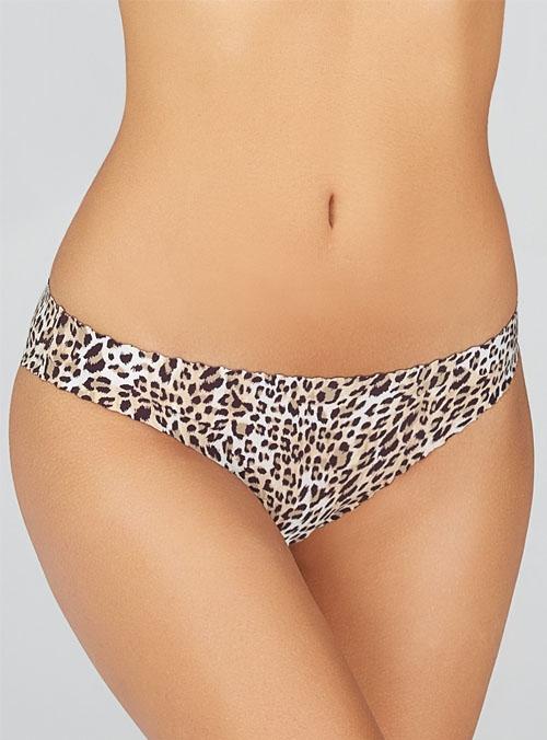 Leopard Sütyen Kombini (1)