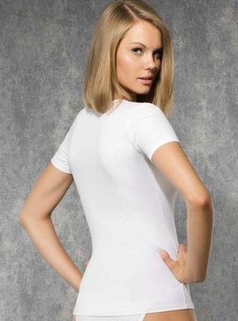 Doreanse Likralı Bayan T-Shirt 9388
