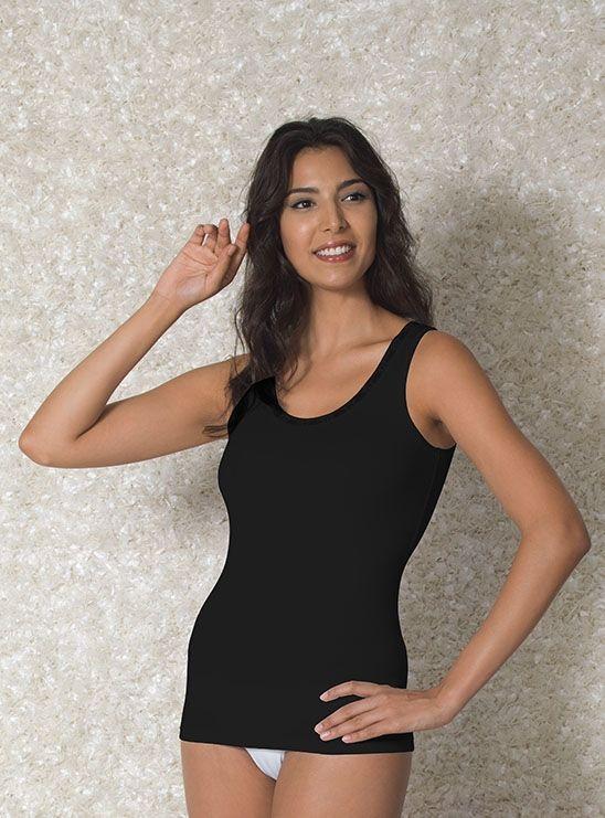 Doreanse Likralı Modal Bayan Atlet 9307
