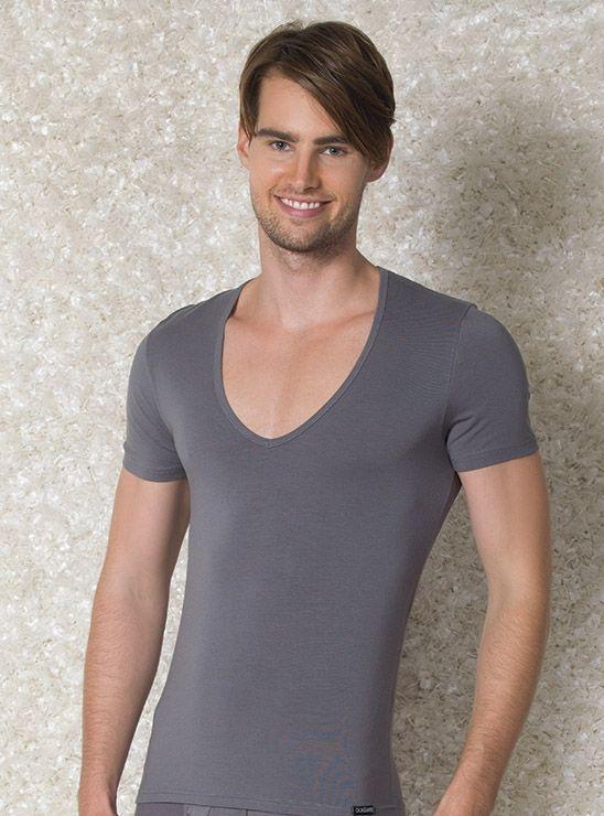 Doreanse Slim Fit Erkek T-shirt 2820