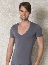 Doreanse Slim Fit Erkek T-shirt 2820 - Thumbnail