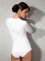 Doreanse - Doreanse V Yaka Bayan T-Shirt 9385 (1)