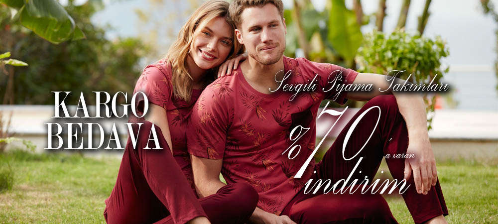 0714f1269f52e Pijama Takımları - Erkek & Kadın İç giyim Alışverişi | Pijama.com.tr
