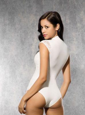 Doreanse - Doreanse Göğüs Dekolteli Bodysuit (1)