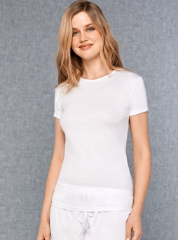 Doreanse Kısa Kollu T-Shirt 9394 - Thumbnail