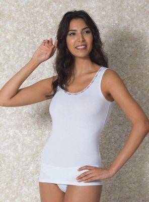 Doreanse - Doreanse Likralı Modal Bayan Atlet 9307 (1)