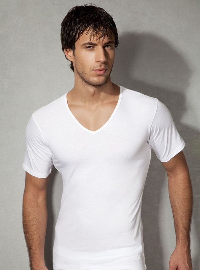 Doreanse Pamuklu Erkek T-shirt 2810