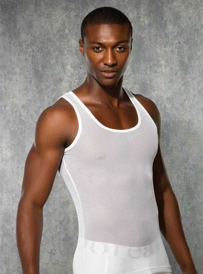 Doreanse Pamuklu Fileli Erkek Atlet 2310