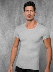 Doreanse Slim Fit Erkek T-shirt 2545 - Thumbnail