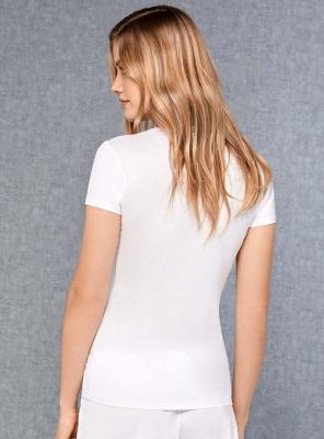 Doreanse - Doreanse V Yaka Bayan T-Shirt 9393 (1)
