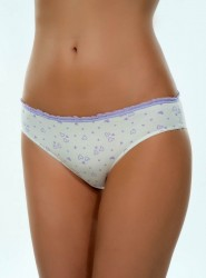 KOM - Lavender Üçlü Bikini (1)
